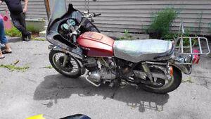 1976 Honda CB750 AutoMatic