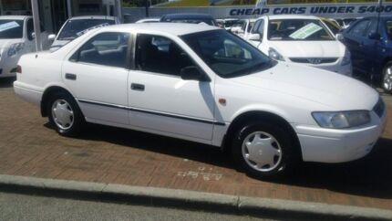 1998 Toyota Camry SXV20R CSi White 4 Speed Automatic Sedan Victoria Park Victoria Park Area Preview