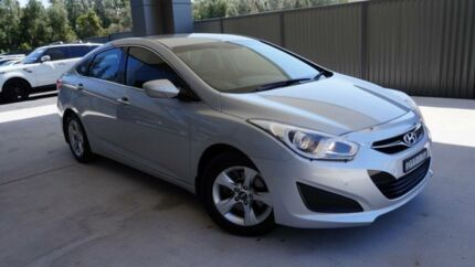 2014 Hyundai i40 VF 2 Upgrade Active Silver 6 Speed Automatic Sedan Port Macquarie Port Macquarie City Preview