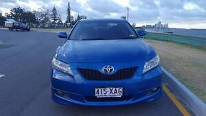 2008 Camry Sportivo 5 speed auto Southport Gold Coast City Preview