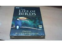 THE LIFE OF BIRDS - THE COMPLETE SERIES-NEW-SEALED