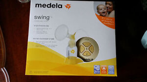 BRAND NEW SEALED MEDELA BREAST PUMP SWING FOR SALE GREAT PRICE