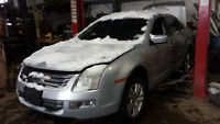 WE ARE PARTING OUT A 2006 FORD FUSION