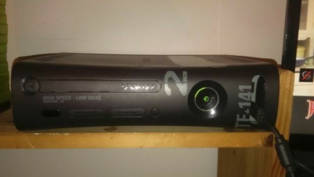 xbox 360 call of duty edition