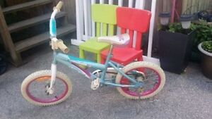 Super Cycle Illusion Girl Bicycle with kick stand