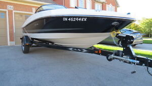 SeaRay 190 Sport with EX Package