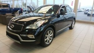 2017 INFINITI QX50 AWD Accident Free,  Leather,  Heated Seats,