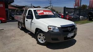 2008 Mazda BT-50 B2500 DX B2500 DX 5 Speed Manual Cab Chassis Cairnlea Brimbank Area Preview