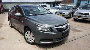 2009 Holden Cruze JG CD Grey 5 Speed Manual Sedan Fyshwick South Canberra Preview