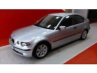BMW 3 Series (silver) 2001