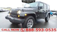 2013 Jeep Wrangler Unlimited 4WD UNLIMITED RUBICO