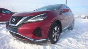 2019 Nissan Murano AWD SV BLUETOOTH, HEATED FRONT SEATS, BACK UP