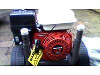 cobra pressure washer ct12150phr honda gx160 engine 2175psi brand new