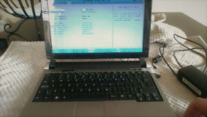 ACER EMACHINES LAPTOP netbook