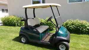 Precedent Gas Golf Cart