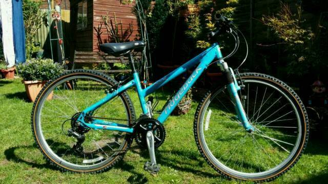 Ridgeback mx2 mountain bike
