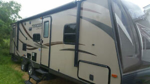2014 Forest River Ultra Lite Tracer 2950BHS