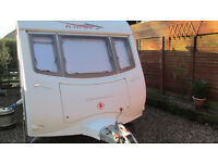 Coachman Amara 450/2 berth 2004 with Porch Awning