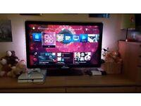 42 inch Philips Ambilight TV