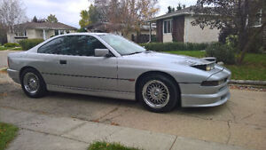LAST CHANCE-HOUSE SOLD- BMW 850i, see description.