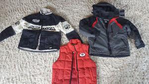 Boys Size 10/12 Jackets / Coats / Vest / Snow pants