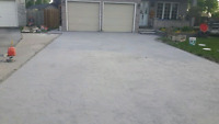 Get-r-done concrete solutions! Call to book your free estimate
