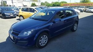 2005 Holden Astra AH CD Blue 4 Speed Automatic Hatchback Coopers Plains Brisbane South West Preview