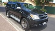 2005 Toyota Hilux GGN25R MY05 SR5 5 Speed Manual Utility Medindie Walkerville Area Preview