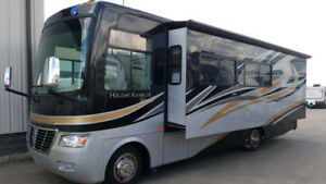 Holiday Rambler Admiral 30SFS 2009 - 31 pieds  - 1 seule taxe