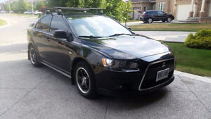 NEW PRICE 2009 Mitsubishi Lancer Ralliart (AWD) safetied and Ete