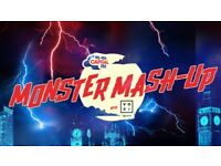 Capital fm monster mashup tickets