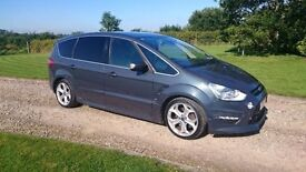 Ford S Max People Carrier, Car, MPV Turbo