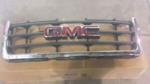 GMC Grille New
