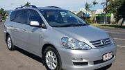 2008 Toyota Avensis Verso ACM21R Ultima Silver 4 Speed Automatic Wagon Bungalow Cairns City Preview
