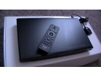 PHILIPS DVD PLAYER MODEL DVP3880/05 WITH REMOTE CONTROL