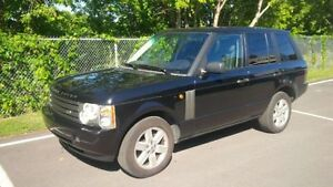 Range Rover HSE 2004 LOW KM !