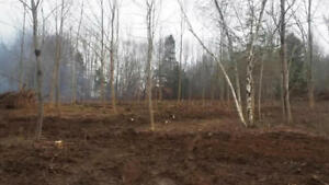 6.5 acre building lot for sale in beautiful Annapolis Valley