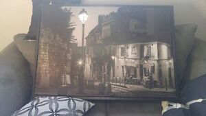 Beautiful Canvas Painting of Italy