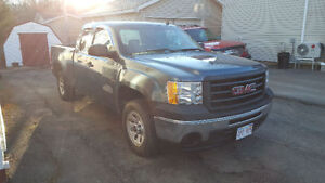 2012 GMC Sierra Nevada 1500 WT Ext. Cab Long Box V6