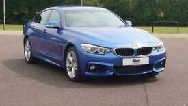 image for 2015 BMW 4 Series 435d xDrive M Sport 5dr Auto [Professional Media] Hatchback Di