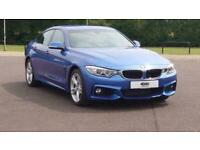 2015 BMW 4 Series 435d xDrive M Sport 5dr Auto [Professional Media] Hatchback Di