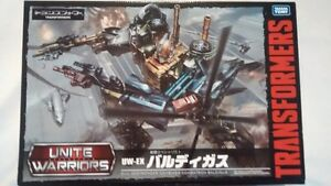 Transformers Unite Warriors UW-EX Baldigus (Ruination)