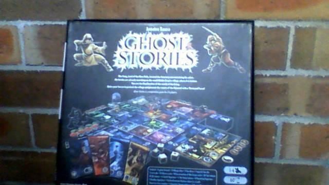 Ghost Stories Board Game   Board Games   Gumtree Australia