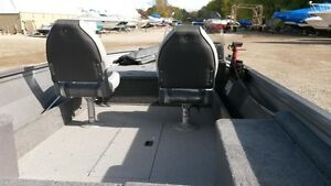 2016 Crestliner 1650 Discovery Side Console London Ontario image 4