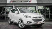 2014 Hyundai ix35 LM Series II SE (AWD) White 6 Speed Automatic Wagon Bowen Hills Brisbane North East Preview