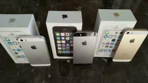 iPhone 5S 16GB CANADIAN MODELS NEW CONDITION With New Accessories Unlocked 90 DAYS WARRANTY!!!