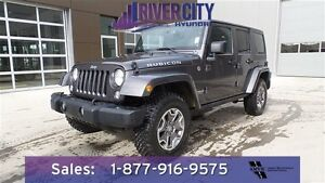 2014 Jeep Wrangler Unlimited RUBICON UNLIMITED $228b/w