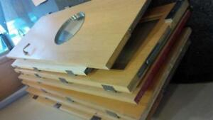 """Maple Doors - 8'+ - Various Styles & Sizes - Solid 2"""" Thick"""