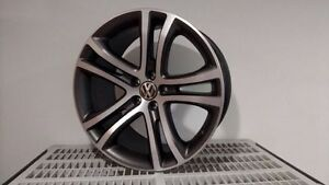 "New in Box VW 19"" Savannah Rims Wheels Tiguan GTI Jetta"