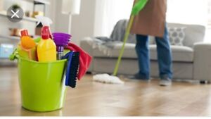 V and m house cleaning service